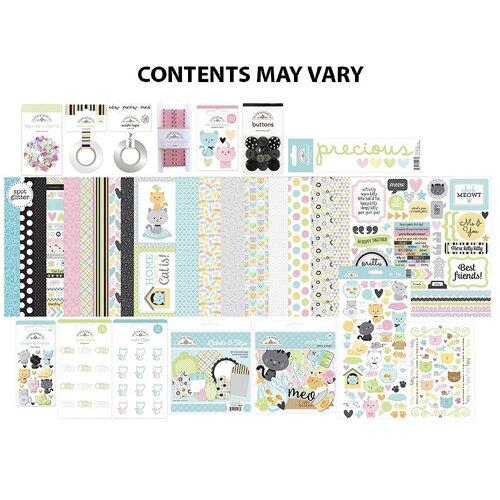 Doodlebug Design - Kitten Smitten Collection - Value Bundle