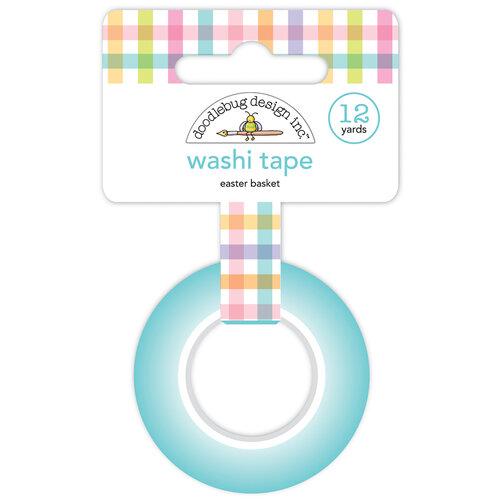 Doodlebug Design - Hippity Hoppity Collection - Washi Tape - Easter Basket