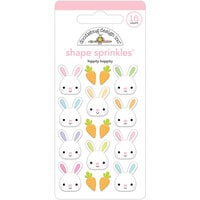 Doodlebug Design - Hippity Hoppity Collection - Sprinkles - Hippity Hoppity Shape