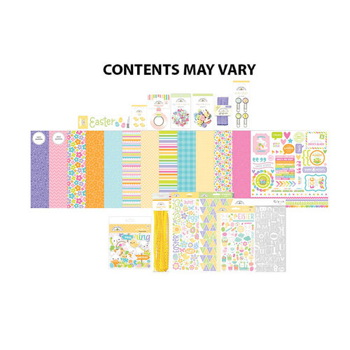 Doodlebug Design - Hippity Hoppity Collection - Value Bundle