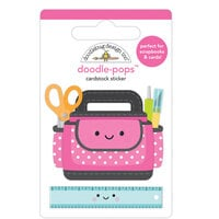 Doodlebug Design - Cute and Crafty Collection - Doodle-Pops - Craft Caddy