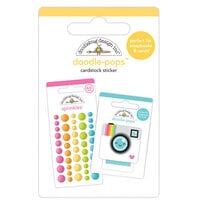 Doodlebug Design - Cute and Crafty Collection - Doodle-Pops - Doodle Minis