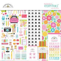 Doodlebug Design - Cute and Crafty Collection - Essentials Kit