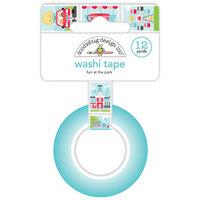 Doodlebug Design - Fun At The Park Collection - Washi Tape - Fun At The Park