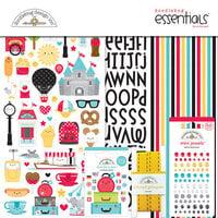 Doodlebug Design - Fun At The Park Collection - Essentials Kit
