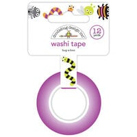 Doodlebug Design - Happy Haunting Collection - Washi Tape - Bug-a-Boo