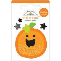 Doodlebug Design - Happy Haunting Collection - Shaker-Pops - Hello Pumpkin