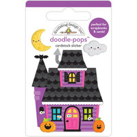 Doodlebug Design - Happy Haunting Collection - Doodle-Pops - Happy Haunting
