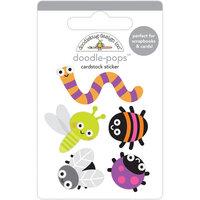 Doodlebug Design - Happy Haunting Collection - Doodle-Pops - Bug-a-Boos