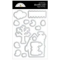 Doodlebug Design - Happy Haunting Collection - Doodle Cuts - Dies - Happy Haunting