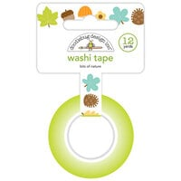 Doodlebug Design - Great Outdoors Collection - Washi Tape - Bits Of Nature
