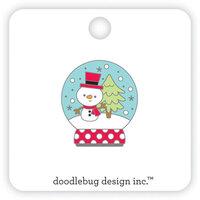 Doodlebug Design - Let It Snow Collection - Collectable Pins - Winter Wonderland