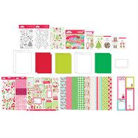 Doodlebug Design - Let It Snow Collection - Christmas Card Value Bundle
