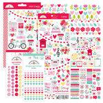 Doodlebug Design - Love Notes Collection - Embellishment Kit