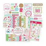 Doodlebug Design - Christmas - Milk and Cookies Collection Kit