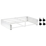 Display Dynamics - 12 x 12 Stacking Tray Base - Double Tower - Wire