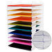 Perfect Paper Stackable Open Paper Trays (12 x 12) - Lipless (10 Pack)