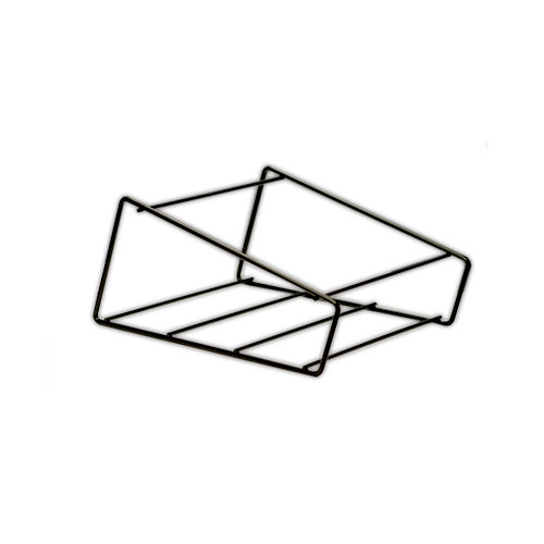Umbrella Crafts - 12 x 12 Stacking Tray Base - Angled - Single Tower - Wire - Black