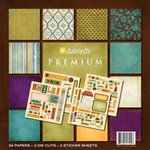 Daisy D's Paper Company - Autumn Collection - 8x8 Premium Paper Collection - Series 2