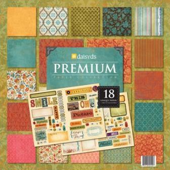 Daisy D's Paper Company - Autumn Collection - 12x12 Premium Paper Collection - Autumn