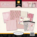 Daisy D's Paper Company - Valentine's Day Collection - 12x12 Scrapbook Kit , CLEARANCE