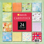 Daisy D's Paper Company - Wonder Years Collection - 8x8 Premium Paper Collection - Wonder Years, CLEARANCE