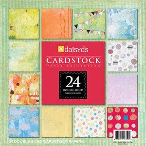 Daisy D's Paper Company - Wonder Years Collection - 12x12 Premium Paper Collection - Wonder Years, CLEARANCE