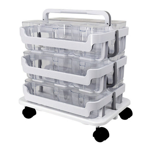 Deflecto Caddy Organizer Bundle