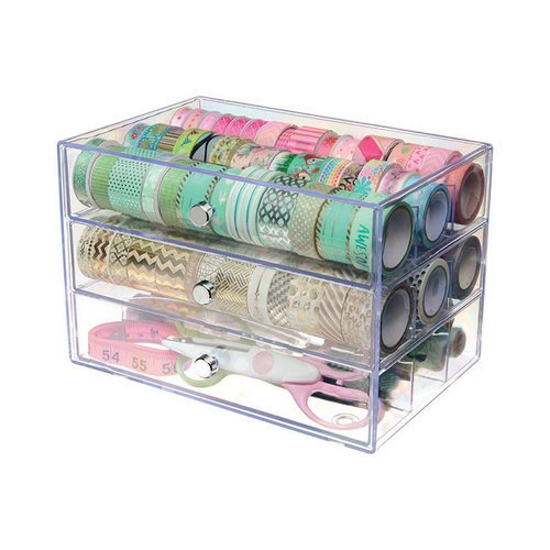 Deflecto - Washi Tape Storage Cube