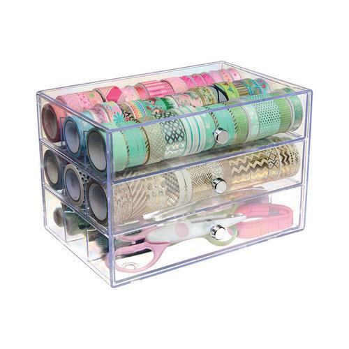Washi Storage Drawers