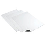 Deflecto - Craft Magnetic Sheets - 8 x 15 - 10 Pack