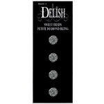 Delish Designs - Bistro Collection - Sweet Brads - Petite Diamond Bling