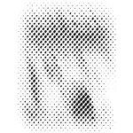 Dress My Craft - A4 Stencil - Oval Shading