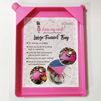 Dress My Craft - Funnel Tray - Large
