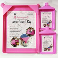 Dress My Craft - Funnel Tray - Combo Pack