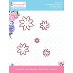 Dress My Craft - Flower Making Dies - Pointed Daisy