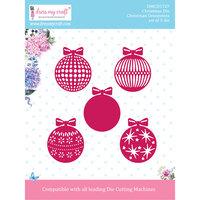 Dress My Craft - Dies - Christmas Ornaments