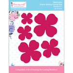 Dress My Craft - Flower Making Dies - Flower 1