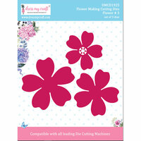 Dress My Craft - Flower Making Dies - Flower 3