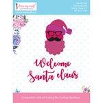 Dress My Craft - Christmas - Dies - Santa Claus 2