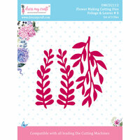 Dress My Craft - Flower Making Dies - Foliage And Leaves 8