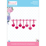 Dress My Craft - Dies - Hanging Hearts