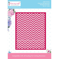 Dress My Craft - Background Dies - Chevron
