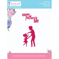 Dress My Craft - Sentiment Dies - Happy Fathers Day