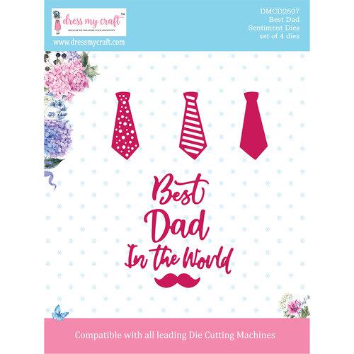 Dress My Craft - Sentiment Dies - Best Dad