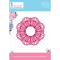 Dress My Craft - Dies - Floral Doily