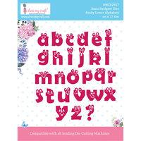Dress My Craft - Dies - Funky Lower Alphabets