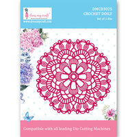 Dress My Craft - Dies - Crochet Doily