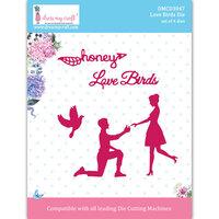 Dress My Craft - Dies - Love Birds