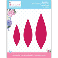 Dress My Craft - Dies - Flower Making - Tulip Leaves